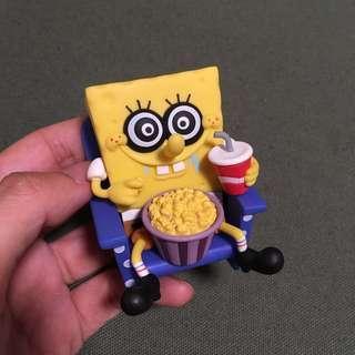 Spongebob at the movie vinyl figurine