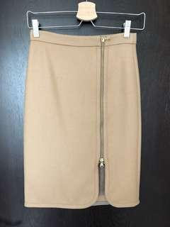 Jcrew wool tailored skirt