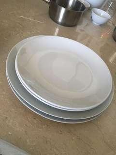 Large Plates $5/all