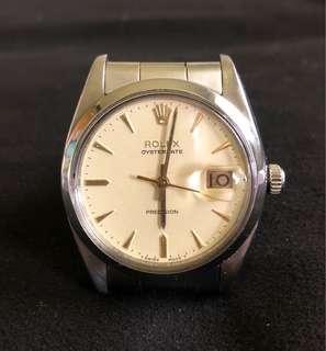 Rolex 6694 white dial