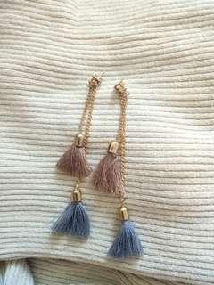 Anting Panjang ( Long Earrings )