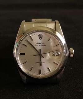Rolex 6694 silver Dial