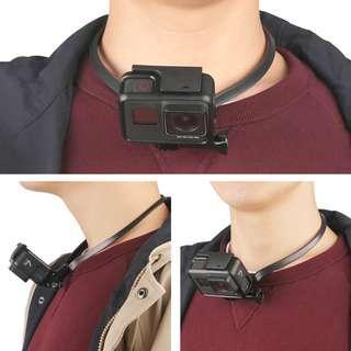GoPro & 手機兩用掛頸拍攝神器