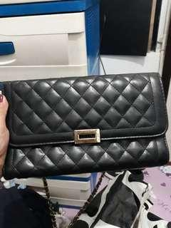 Charles & Keith Quilted Sling Bag