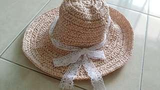 BN Beach Hat (Beige colour) from Japan selling only sgd8!