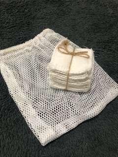 Reusable - Washable Cotton Pads