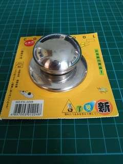 Cooking pot cover knob handle