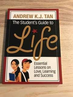 🚚 Andrew KJ Tan the student's guide to Life