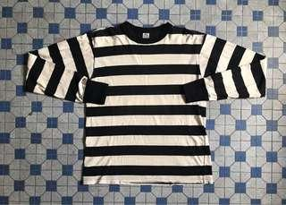 The Real McCoy's McHill Border Shirt