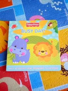 (NEW) Fisher Price Busy Day