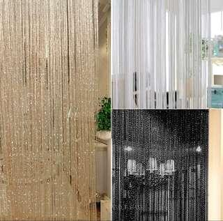 ✔ In Stock String Curtain