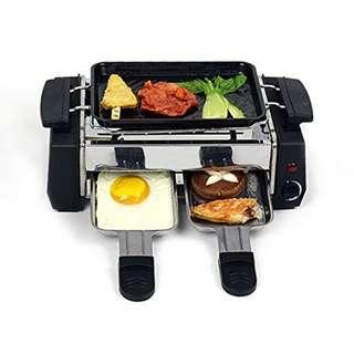 (AF0318)Compact Electric Barbecue Grill/ Tandoor/Frying /Roasting Function