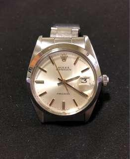 Rolex 6694 silver+gold dial
