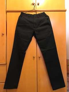 Chocoolate 全黑長褲