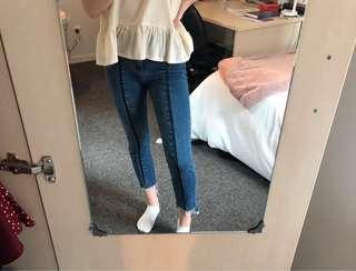 Paige denim co jeans