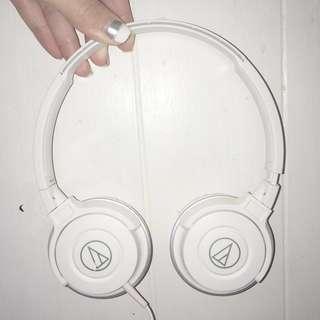 🚚 鐵三角-ATH-S100iS-DJ風格可折疊式耳機