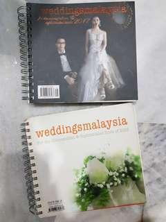 Wedding reference book
