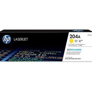 HP (GP) #204A CF512A (Y) TONER