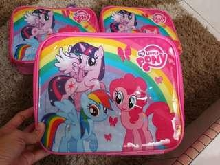 My little pony lunch bag (limited editions from UK )