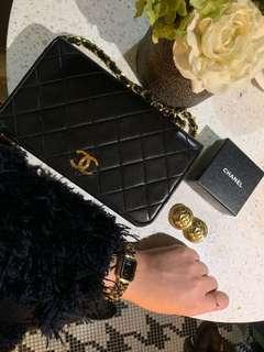 🚚 Chanel老香菱格鏈條包