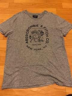 Abercrombie & Fitch Tee A&F