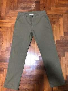 🚚 Chino straight cut pants