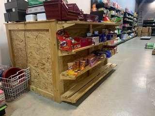 Cashier Counter / Kaunter