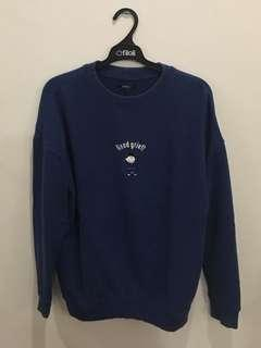 Sweater - thrift sweater unisex