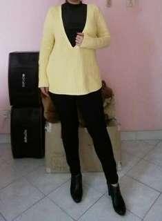 ZARA knit  (thick)
