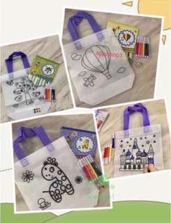 Goodies, Gift, Goodie Bag, Birthday- Hand Carry Canvas Bag