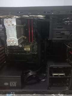 🚚 Selling High End desktop No GPU