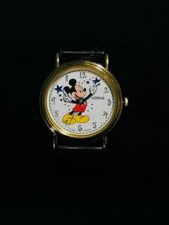 Mid Size Mickey Watches