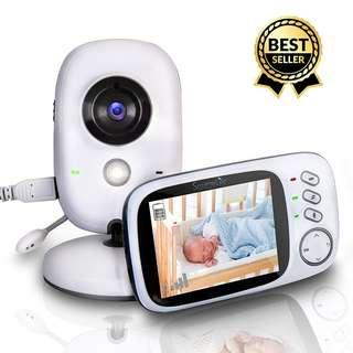Serenelife 3.2inch Baby Monitor SLBCAM20