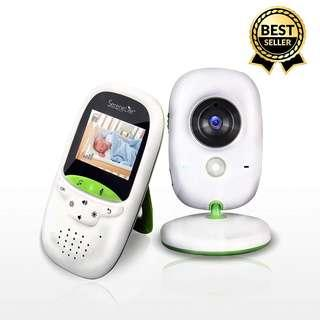 Serenelife 2inch Baby Monitor SLBCAM10