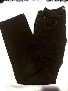 Celana Panjang Triset Coklat