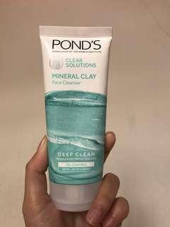 Ponds Mineral Clay