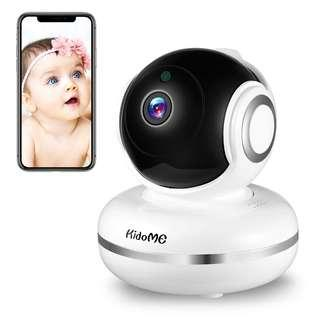 KidoMe 1080p WIFI Baby Monitor