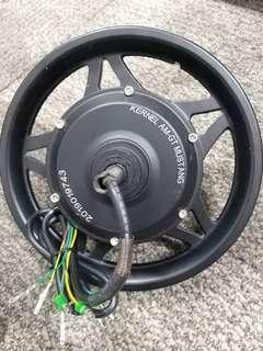 52V 500W Geared motor(Peak 1000W)