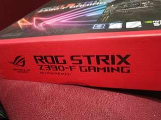 🚚 ASUS ROG STRIX Z390-F Gaming