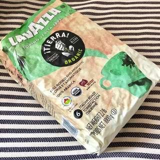 LAVAZZA Organic Tierra! Italian Roast, 2.2 lb.