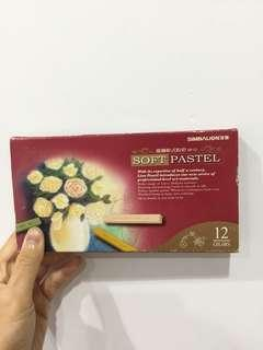 🚚 雄獅軟式粉彩 SP-12 Soft Pastel