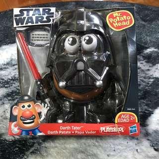 🚚 Star wars 星際大戰 黑武士 達斯維達蛋頭先生   Mr Potato Head disney toy story