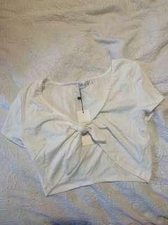 White Tie Crop