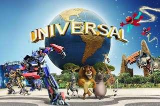 [PROMO DEAL]Universal studious Singapore Ticket
