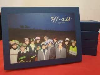 [WTS] THE BOYZ 3rd Mini Album Off Air Version (Limited Edition) Unsealed