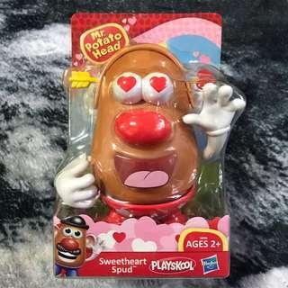 愛神 邱比特 蛋頭先生   Mr Potato Head disney toy story