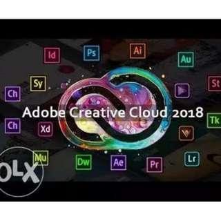 Adobe Full Collection (Win64bit/Mac)