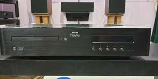 Phillips Fidelio Blu Ray Player 9700 (High end series)