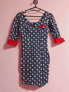🚚 Korea working formal dress