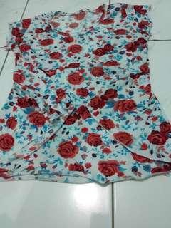 shirt bunga